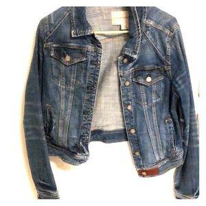 Anthropologie Jackets & Coats - Anthropologie Jean jacket